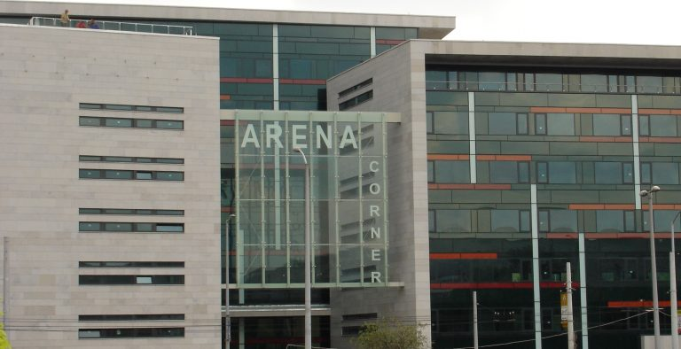 Aréna Corner 4